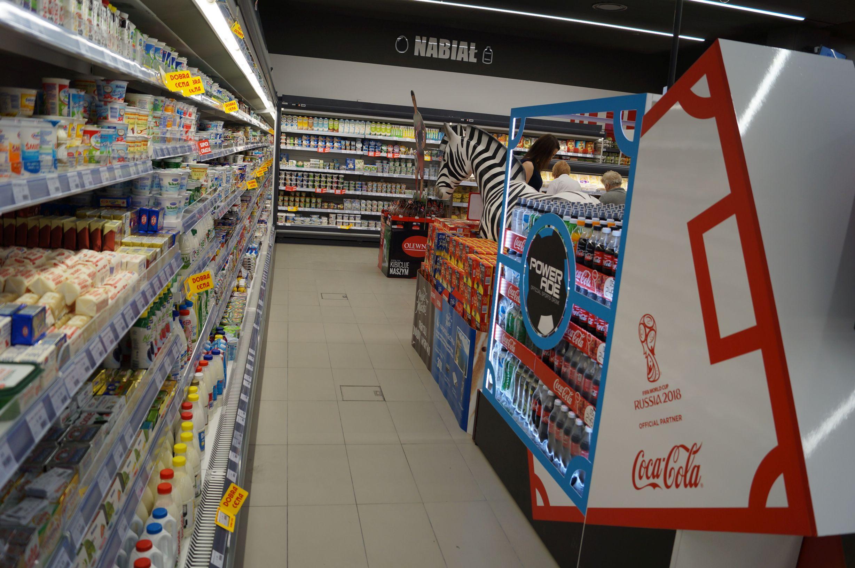 026d7d9b5f7742 Zapraszamy do nowego sklepu SEZAM, który mamy nadzieję, stanie się wkrótce,  tak jak jego poprzednik lubianym i chętnie odwiedzanym miejscem zakupów.